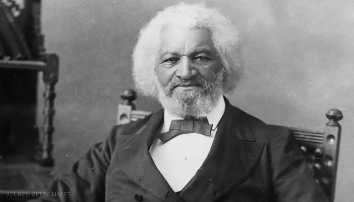 frederick douglass how i learned to Frederick augustus washington bailey was born into slavery on the eastern shore of maryland in february 1818 he had a difficult family life he barely knew his mother, who lived on a different plantation and died when he was a young child.