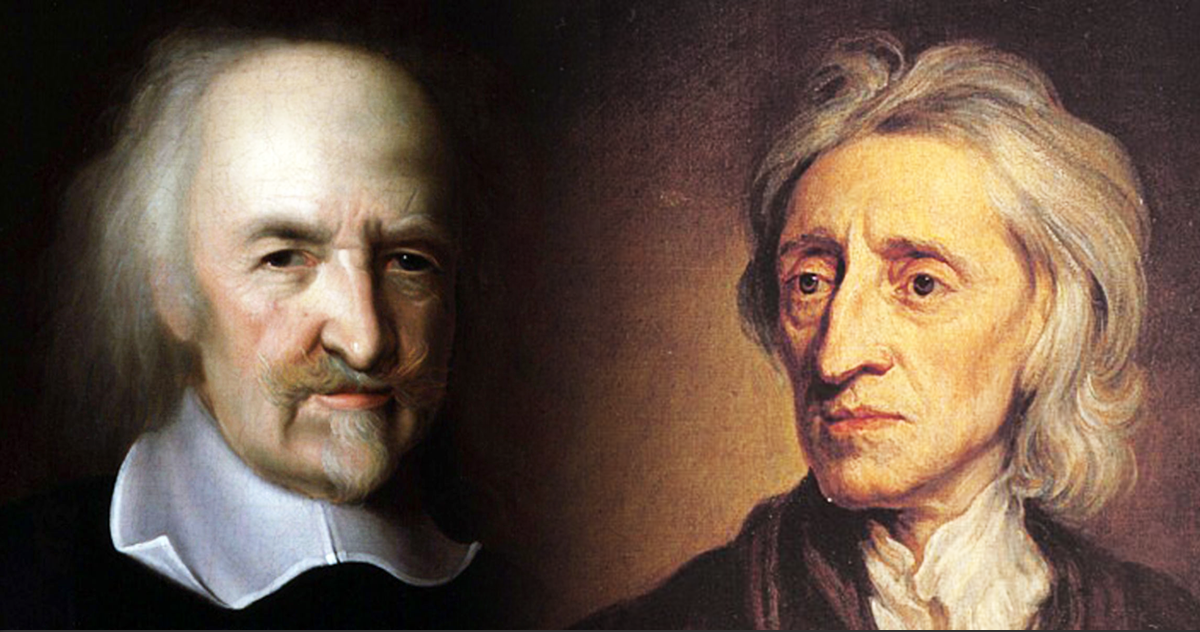 john locke versus thomas hobbes essay Comparing john locke and thomas hobbes essay 1241 words 5 pages show more thomas hobbes and john locke are two political philosophers who are famous for their theories about the formation of the society and discussing man in his natural state their theories are both psychologically insightful, but in nature,.
