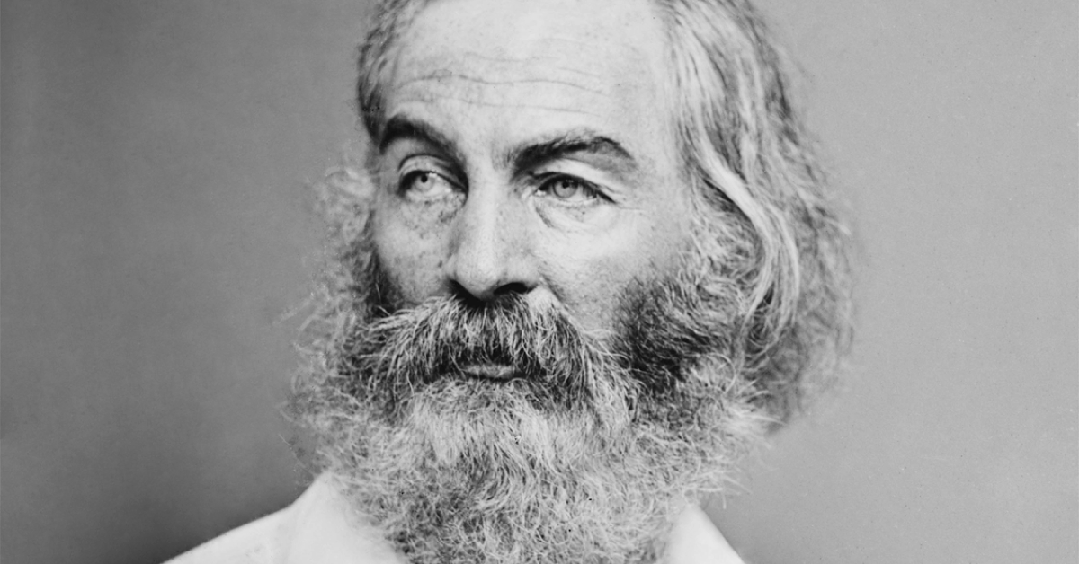 essays on walt whitman What i feel about walt whitman - from this side of the atlantic i am for the first time able to read whitman, and from the vantage of my education and—if it be.
