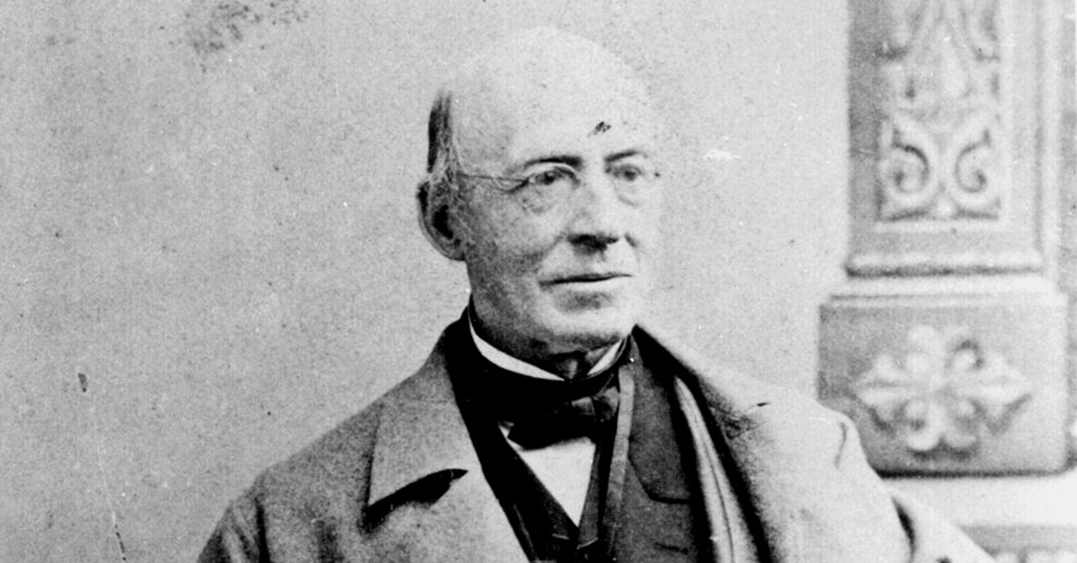wl garrison paper William lloyd garrison and the fight against slavery: selections from the liberator (bedford series in history and culture)  directed the content of the paper and .