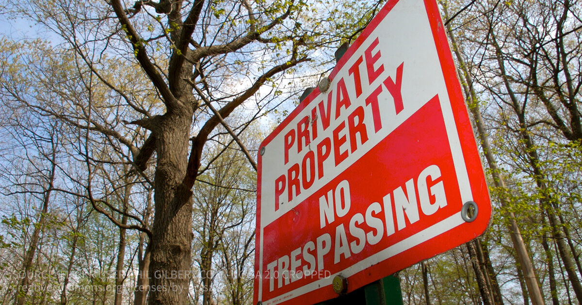 Libertarianism And Private Property