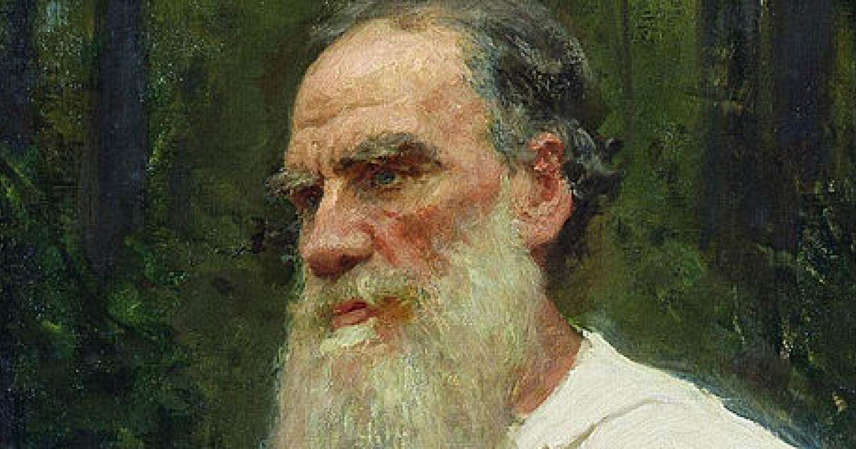 Tolstoy's Christian Non-Resistance | Libertarianism org