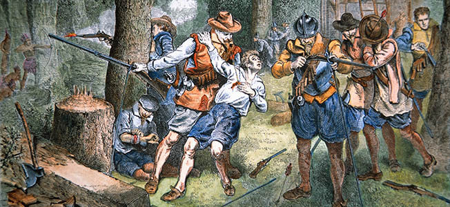 the obstacles faced by the early jamestown settlers in the new world Students will be able to understand the problems faced by the settlers at jamestown challenges faced by these settlers and settlers faced in the new world.