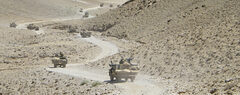 AFGHANISTAN: THE WAR THREAT